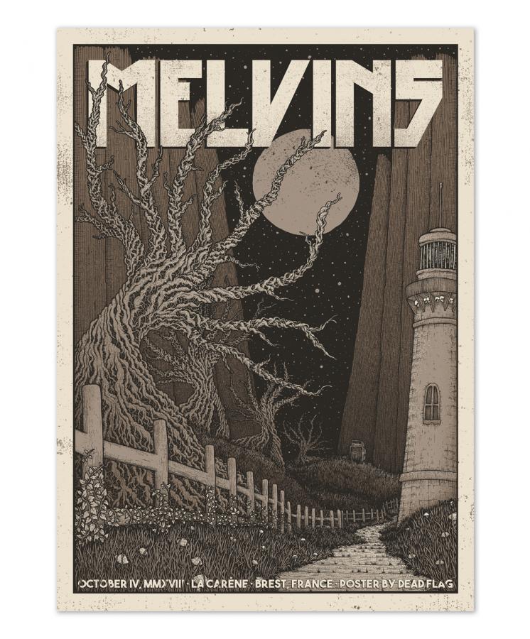 Dead_Flag_T-Shirt_Illustration_Music_Artwork_Poster_Rock_Punk_Gig_GigPoster