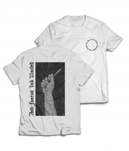 Dead_Flag_T-Shirt_Illustration_Music_Artwork_Antifa_Ink_United